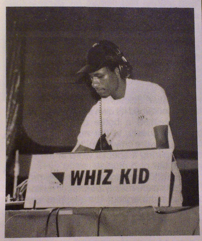 Whiz Kid @ New Music Seminar New York August 1984